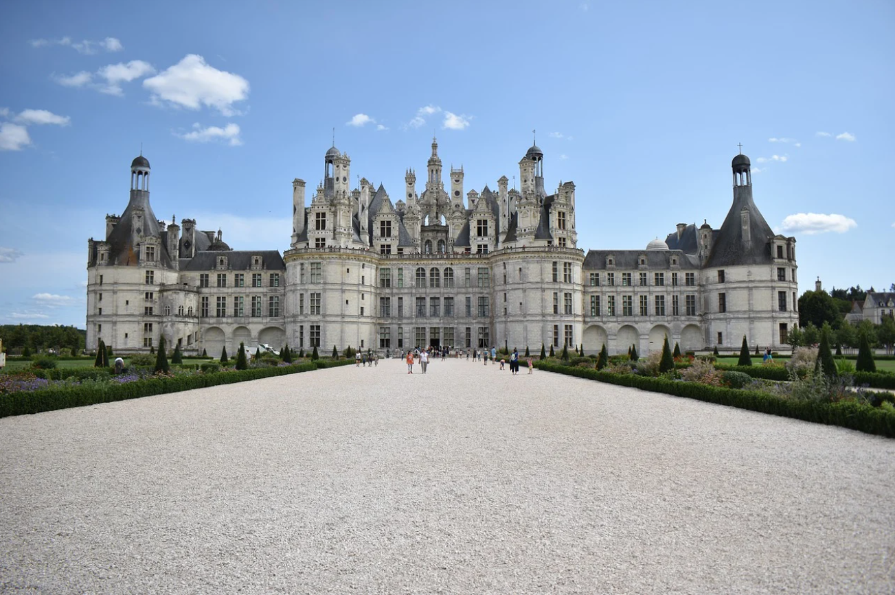 Immobilier Pays de la Loire. Château de Chambord