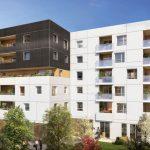 appartement a vendre nantes-résidence neuve espaces verts ciel bleu