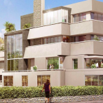 programme neuf la baule-résidence neuve espaces verts ciel bleu