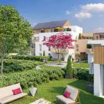 appartement neuf-jardins privatifs résidence neuve ciel bleu