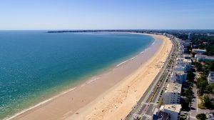 investir dans l'immobilier locatif-vue du bord de mer de la baule
