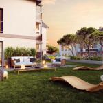 investir dans l'immobilier locatif-jardin privatif salon de jardin soirée